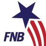 Image of First National Bank mobile logo.